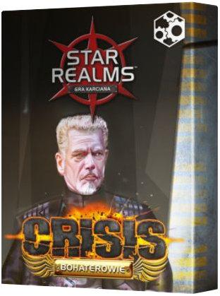Star Realms: Crisis - Bohaterowie (Gra Karciana)
