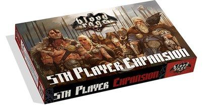 Blood Rage - Rozszerzenie dla 5 gracza (Gra Planszowa)