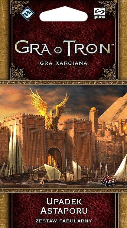 Gra o Tron: Gra karciana (2ed) - Upadek Astaporu