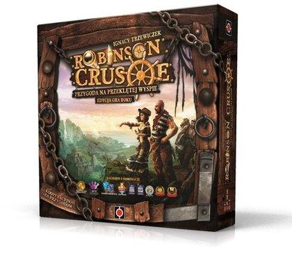 Robinson Crusoe Przygoda na przeklętej wyspie