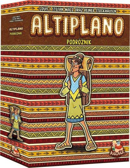 Altiplano: Podróżnik (Gra Planszowa)