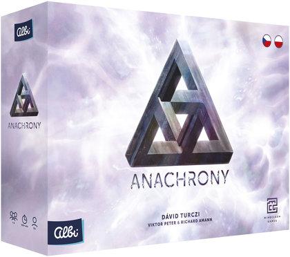 Anachrony (edycja polska) (Gra Planszowa)