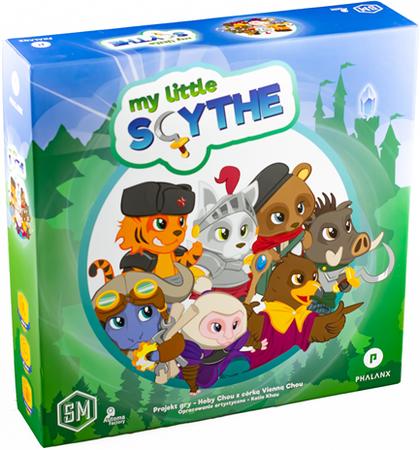 My Little Scythe (edycja polska) (Gra Planszowa)