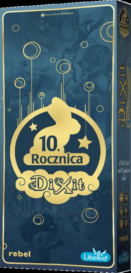 Dixit 9: Edycja jubileuszowa (Gra Planszowa)