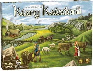 Klany Kaledonii (gra planszowa)