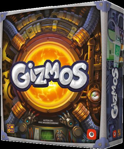 Gizmos (Gra Planszowa)