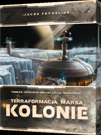Terraformacja Marsa: Kolonie (Gra Planszowa)