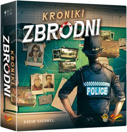 Kroniki zbrodni (Gra Planszowa)