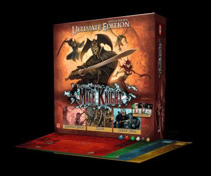 Mage Knight Ultimate Edition (Gra Planszowa)
