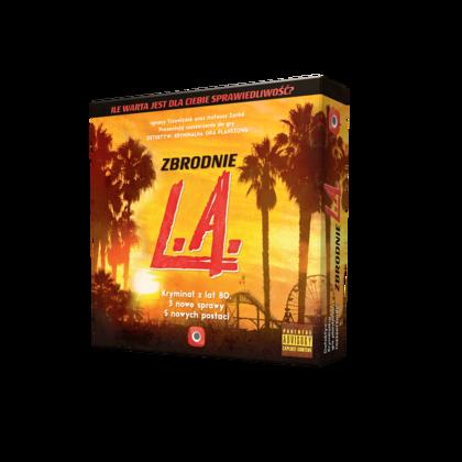 Detektyw: Zbrodnie L.A. (gra planszowa)