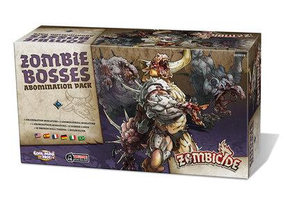 Zombicide: Zombie Bosses, Zestaw Abominacji (Gra Planszowa)