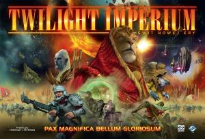 Twilight Imperium: Świt nowej ery (gra planszowa)