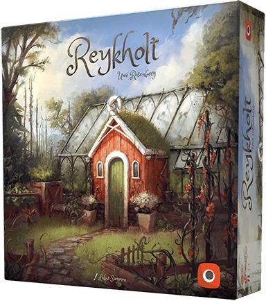 Reykholt (edycja polska) (Gra Planszowa)
