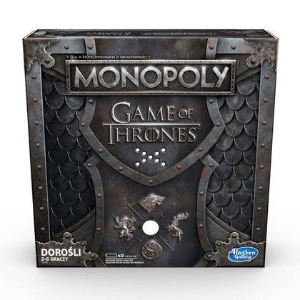 Monopoly Gra o tron (Nowe wydanie) (Gra Planszowa)