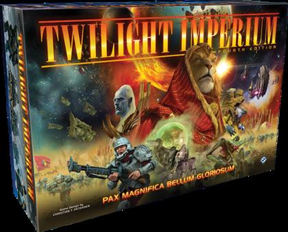 Twilight Imperium Fourth Edition (edycja angielska)