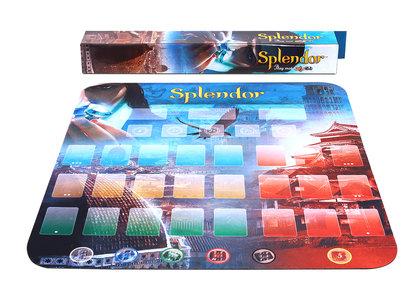 Splendor: Miasta - mata do gry (Akcesoria)