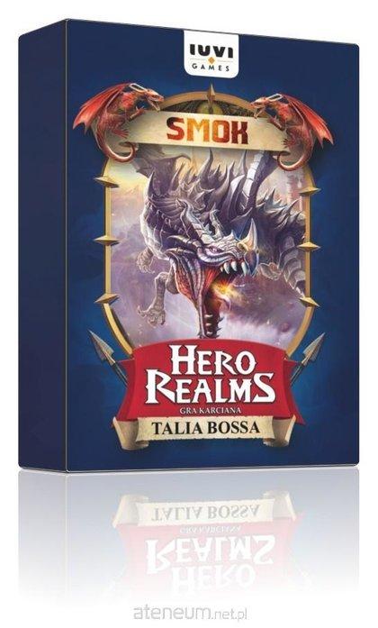 Hero Realms: Talia Bossa: Smok (Gra Karciana)