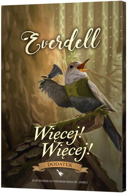 Everdell: Więcej! Więcej! (Gra planszowa)