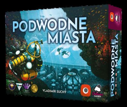 Podwodne Miasta (Gra Planszowa)