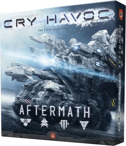Cry Havoc: Aftermath (Gra Planszowa)