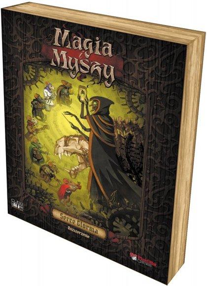 Magia i Myszy: Serce Glorma (Gra Planszowa)
