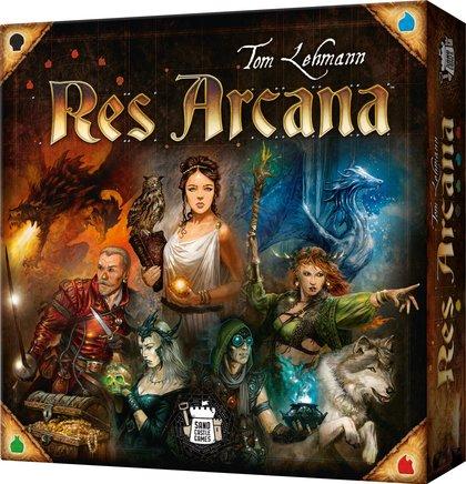 Res Arcana (edycja polska) (Gra Planszowa)
