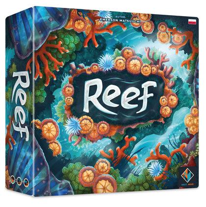 Reef (edycja polska) (Gra Planszowa)