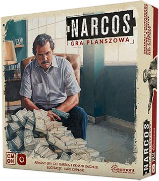 Narcos (Gra planszowa)