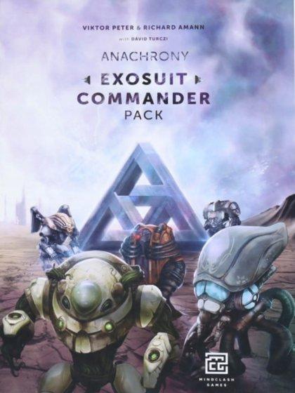 Anachrony. Exosiut Commander (Dodatek do gry)