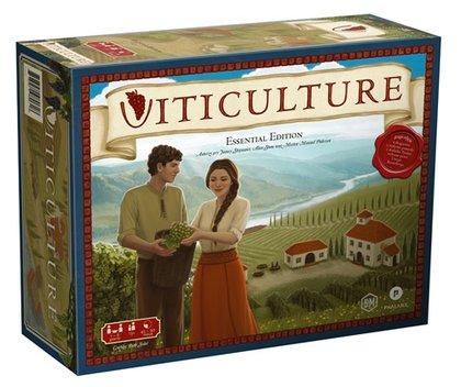 Viticulture Essential Edition (gra planszowa)