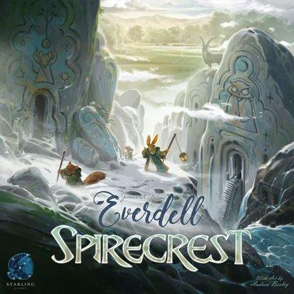 Everdell: Spirecrest (edycja polska) (gra planszowa)