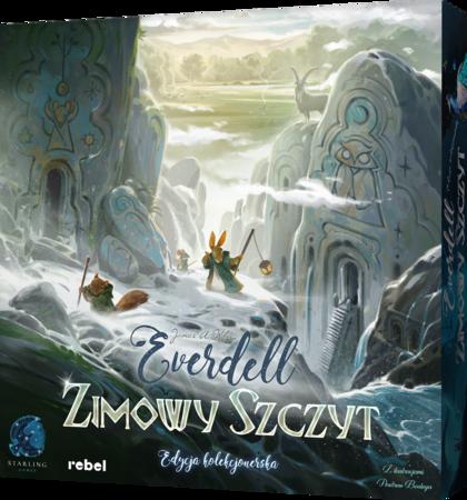 Everdell: Zimowy szczyt (gra planszowa)