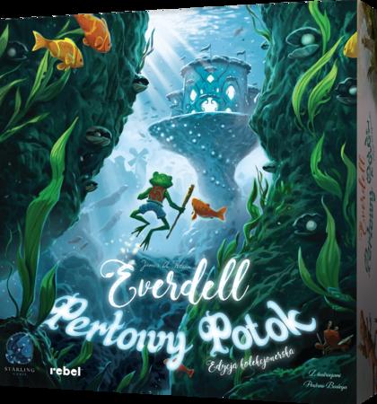 Everdell: Perłowy Potok (edycja kolekcjonerska) (gra planszowa)