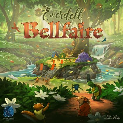 Everdell: Bellfaire (edycja polska) (gra planszowa)