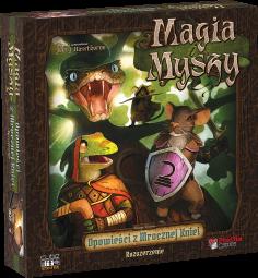 Magia i Myszy: Opowieści z Mrocznej Kniei (gra planszowa)