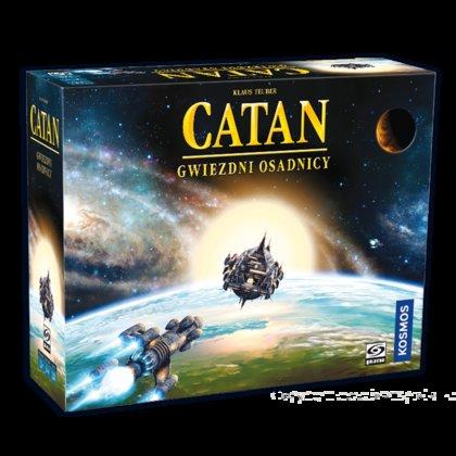 Catan: Gwiezdni Osadnicy (gra planszowa)
