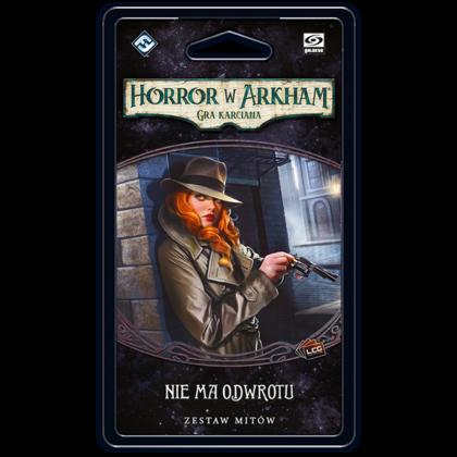 Horror w Arkham LCG: Nie ma odwrotu