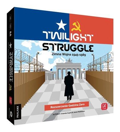 Twilight Struggle: Godzina Zero (gra planszowa)
