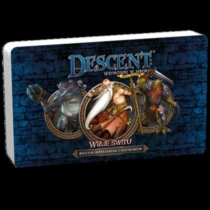 Descent: Wizje Świtu (gra karciana)