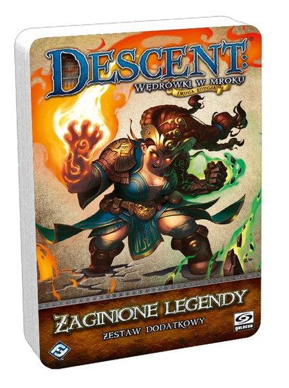 Descent: Zaginione Legendy