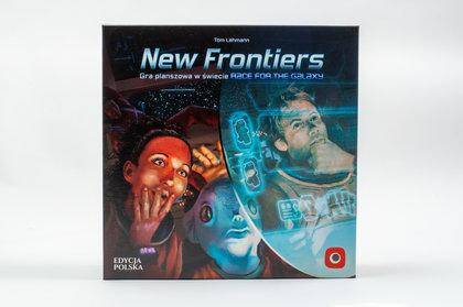 New Frontiers (gra planszowa)