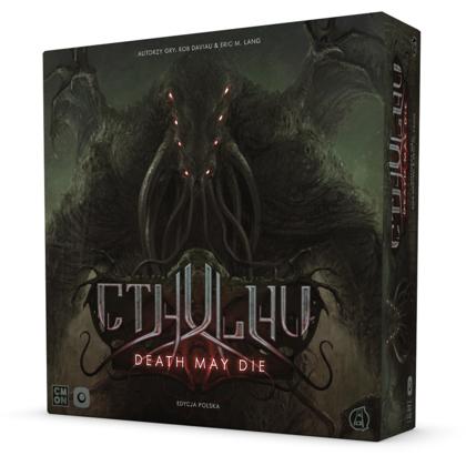 Cthulhu: Death May Die (gra planszowa)