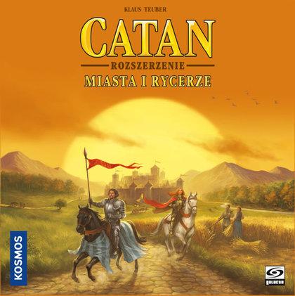 Catan - Miasta i Rycerze (nowa edycja) (Gra Planszowa)