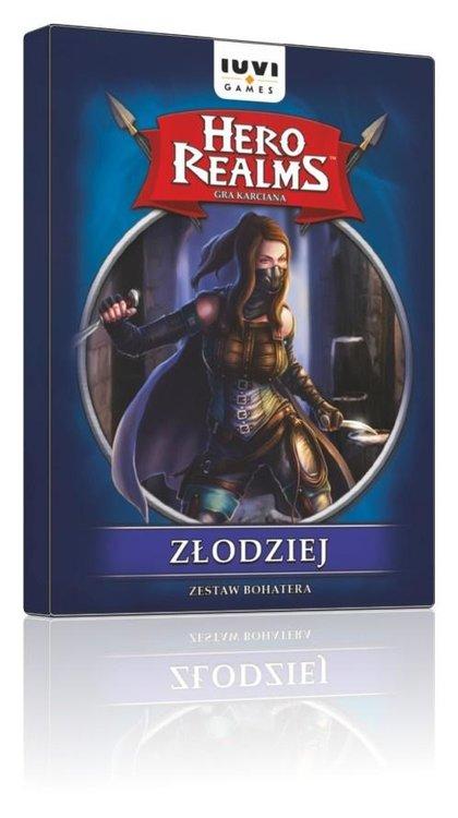 Hero Realms: Zestaw Bohatera Złodziej IUVI Games