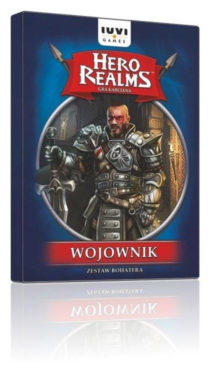 Hero Realms: Zestaw Bohatera Wojownik IUVI Games