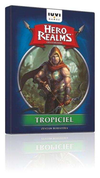 Hero Realms: Zestaw Bohatera Tropiciel IUVI Games