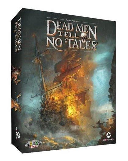 Dead Men Tell No Tales - edycja polska