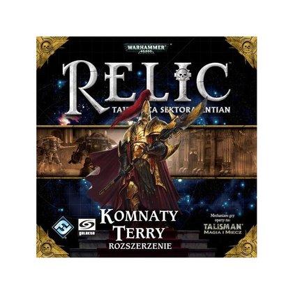 Relic: Komnaty Terry GALAKTA
