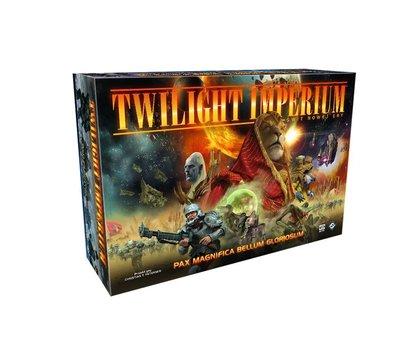 Twilight Imperium: Świt nowej ery GALAKTA