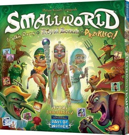 Small World: Wielkie Damy+Royal Bonus+ Prze. REBEL